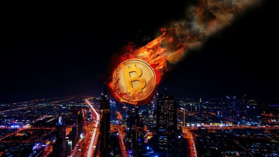 Общая капитализация электронных валют снизилась до 150 млрд долларов, а биткоин торгуется в районе $4500