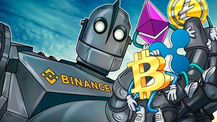 Binance запускает свой майнинговый пул для криптовалют с алгоритмом Proof-of-Work