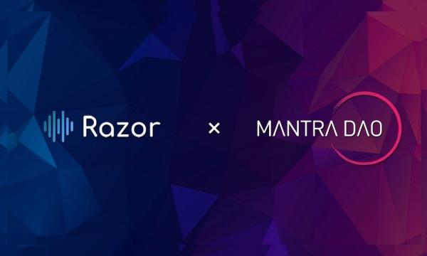 MantraDAO интегрирует ценовые оракулы Razor Network