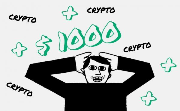 Куда вложить тысячу долларов. Главные варианты с криптовалютой