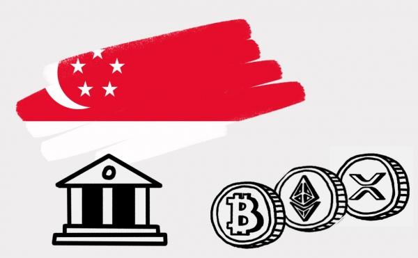 Крупнейший банк Сингапура запустит биржу для торговли криптовалютой