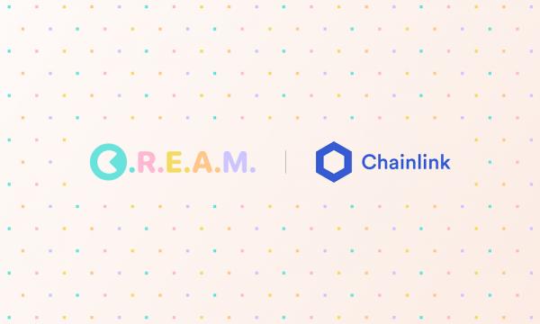 Cream Finance выбрала Chainlink основным поставщиком оракулов
