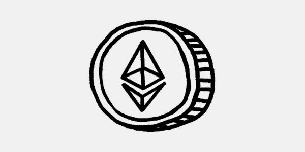 Курс Ethereum падал до минимума с 12 декабря