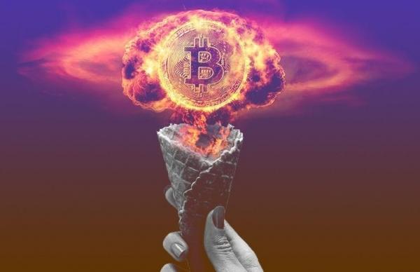 Биткоин-балансы централизованных криптобирж снизились на 20% за последний год