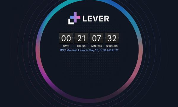 Lever.Network скоро будет запущен восновной сети BSC