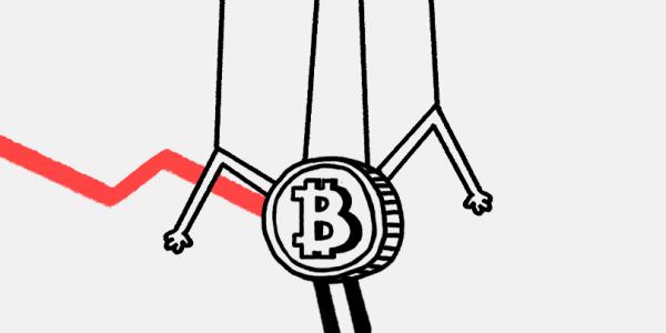 «Опасный знак для всего рынка». За чем следить держателям криптовалют