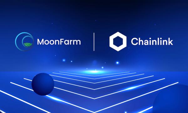 MoonFarm Finance интегрирует ценовые оракулы Chainlink