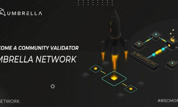 Umbrella Network запускает программу валидатора сообщества