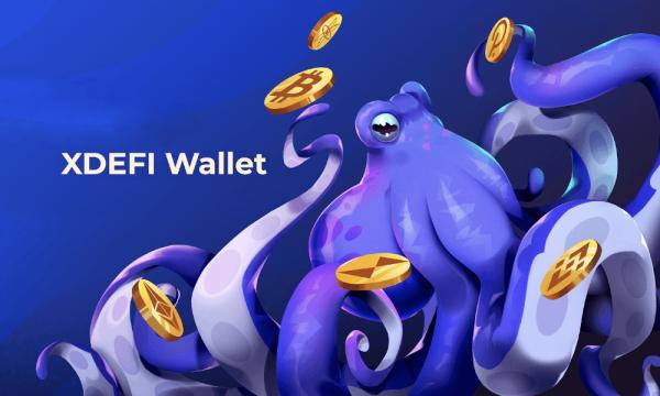 Мультичейновый криптокошелек XDEFI привлек $6 млн нового финансирования